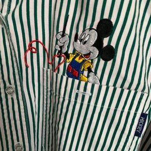 Vtg Disney Mickey Jerry Leigh Mens Medium Unisex